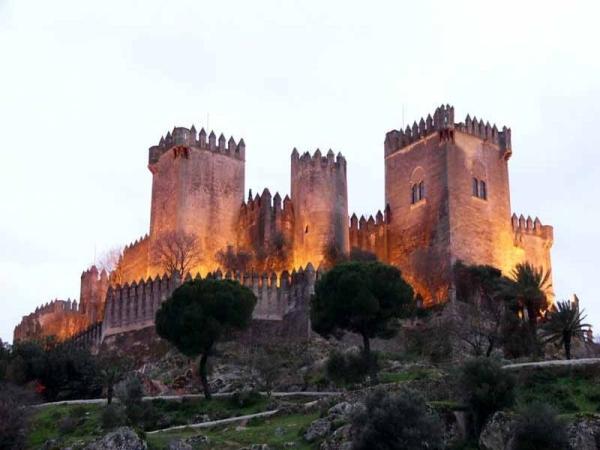 Slika 721 Najlepši zamkovi Španije