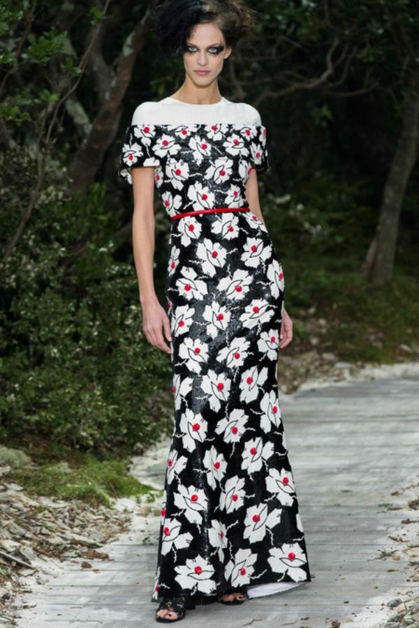 Slika 81 Najlepše haljine sa Nedelje mode u Parizu