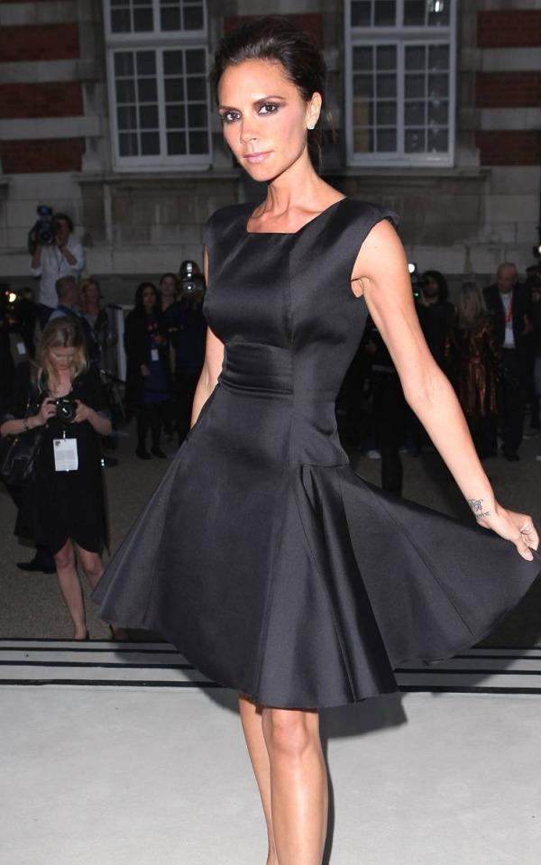 Slika 86 10 haljina: Victoria Beckham