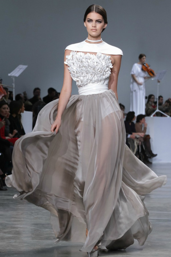 Slika 91 Najlepše haljine sa Nedelje mode u Parizu