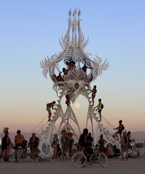 """Slika19 Izložba fotografija """"Burning Man"""""""