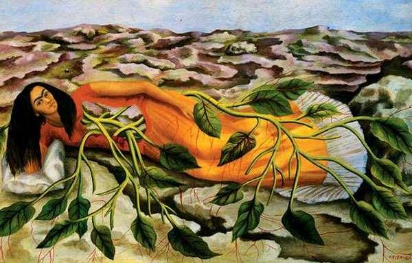 Slika2 Zanimljive činjenice: Frida Kahlo