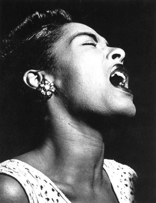 Slika211 Ikona lepote i stila: Billie Holiday