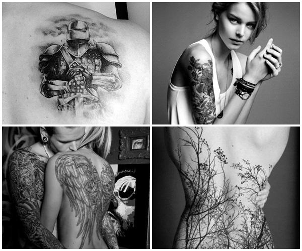 Slika25 Zanimljive činjenice: Tetoviranje