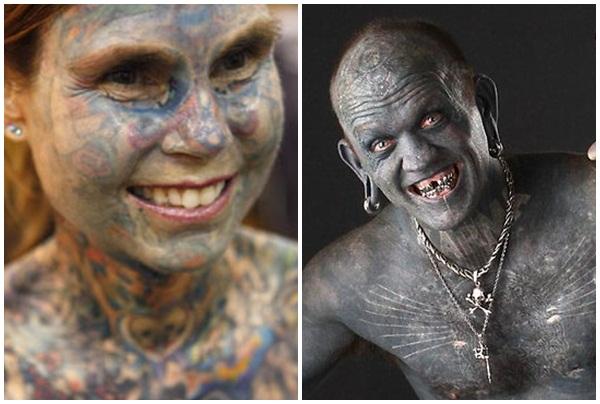 Slika34 Zanimljive činjenice: Tetoviranje