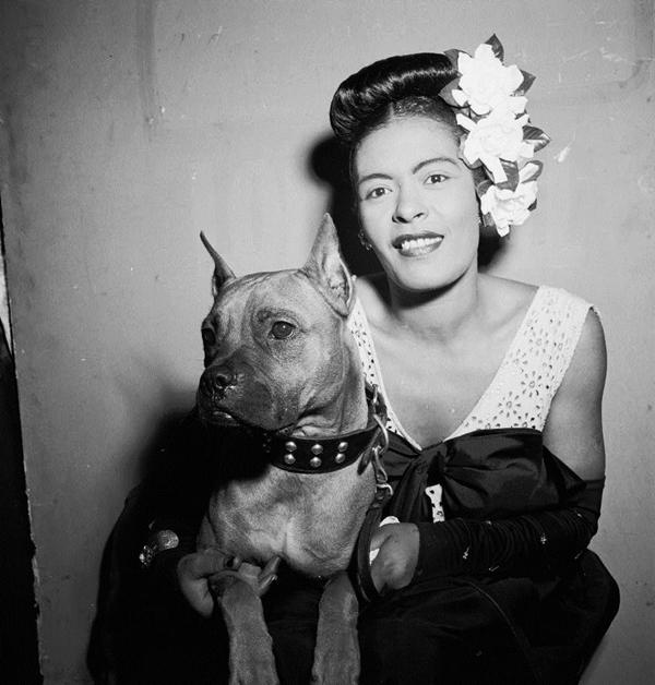 Slika39 Ikona lepote i stila: Billie Holiday