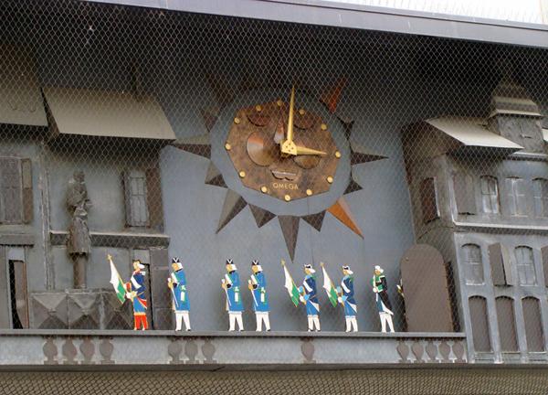 Slika61 Trk na trg: Place de la Palud, Švajcarska