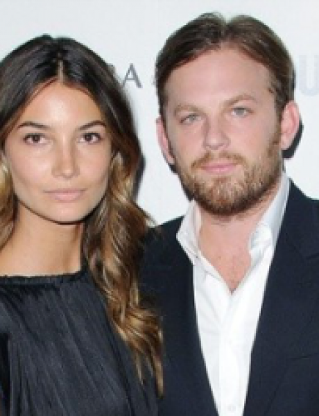 Stilski dvojac: Lily Aldridge i Caleb Followill