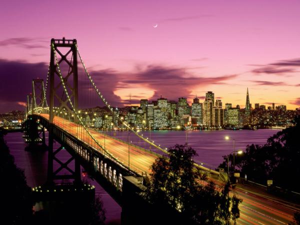 bay bridge  san francisco  california 10 gradova koje morate posetiti tokom 2013. (2. deo)