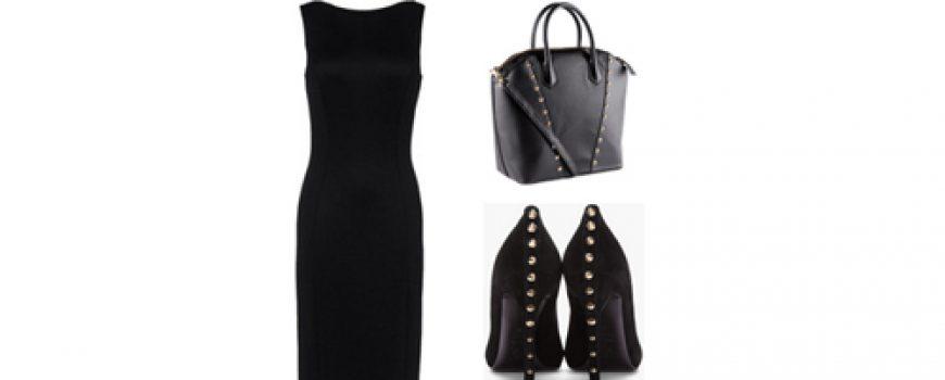Look of the Day: Večna mala crna haljina