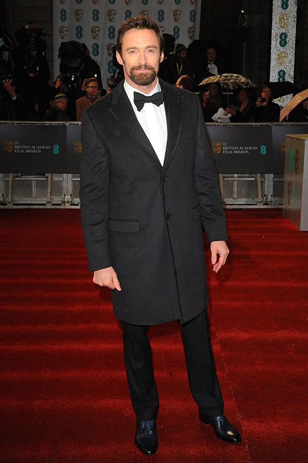 hjackman v 10feb13 pa b 592x888 Fashion Police: BAFTA Awards 2013