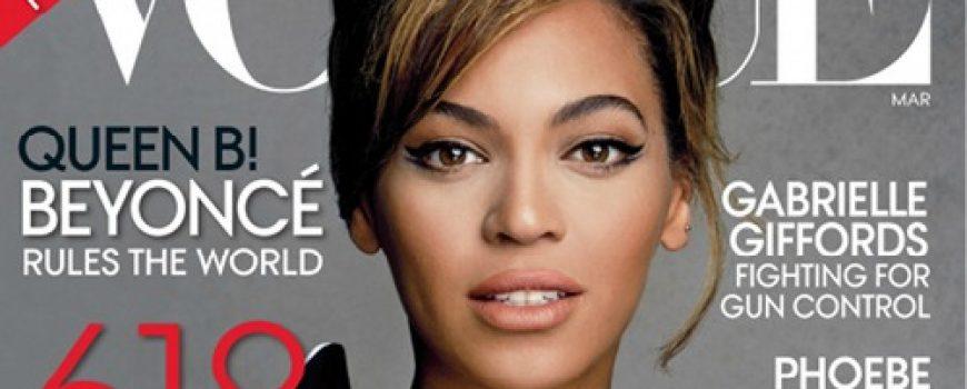 """Modni zalogaj: Beyoncé krasi """"Vogue"""""""