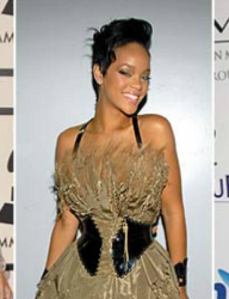 10 haljina: Rihanna
