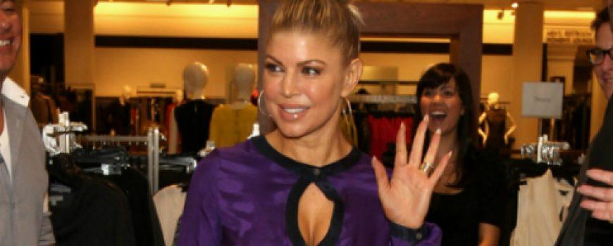 10 odevnih kombinacija: Fergie