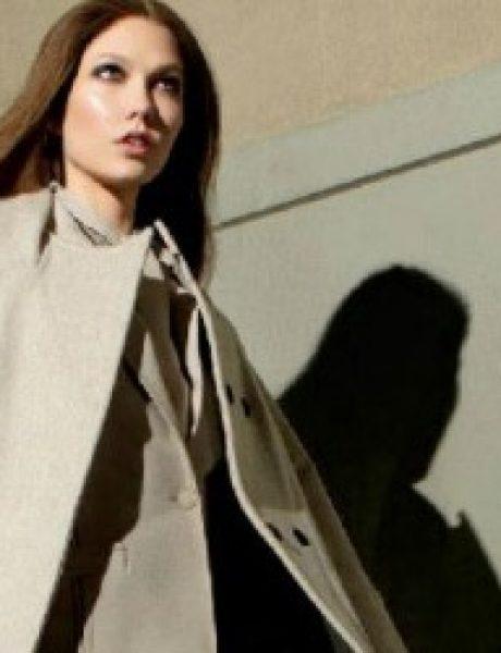 Elie Saab: Glamur i Karlie Kloss