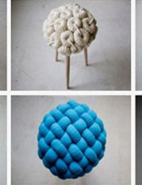 Inspiracija u domu: Predmeti od vune