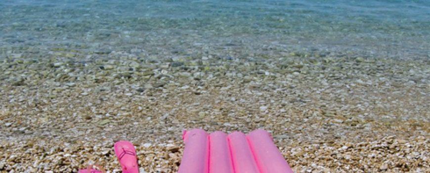 Striptiz za pismene: Osećanja na godišnjem odmoru