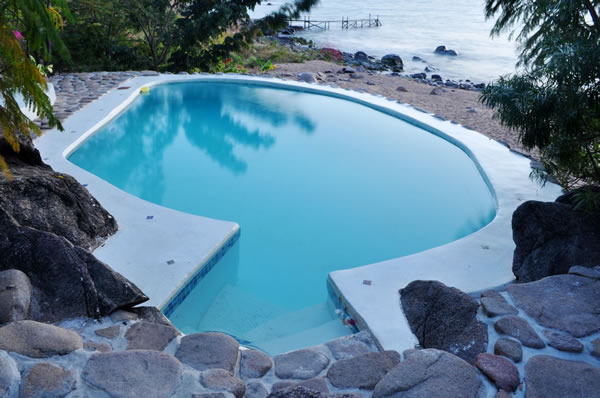 pool ndomo house fs Kaya Mawa: Luksuzna egzotika