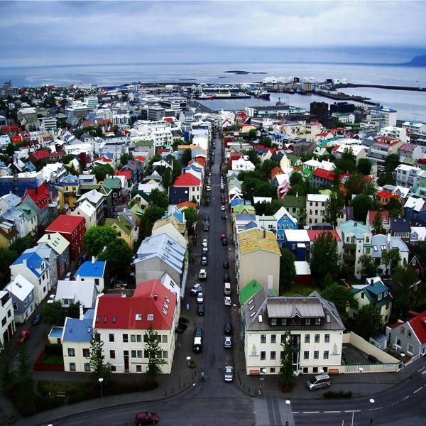 slika 129 Dragulj na severu zemlje: Island