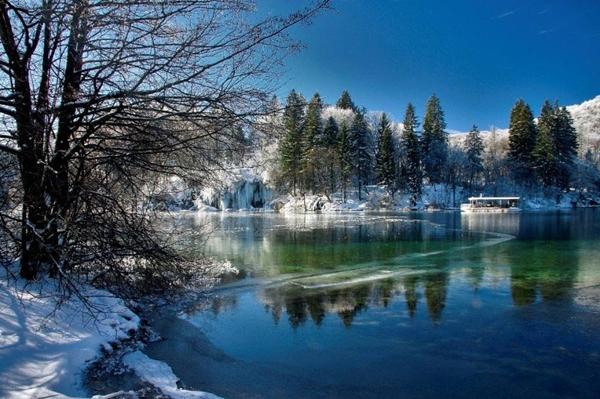 slika 130 Putopis: Plitvička jezera