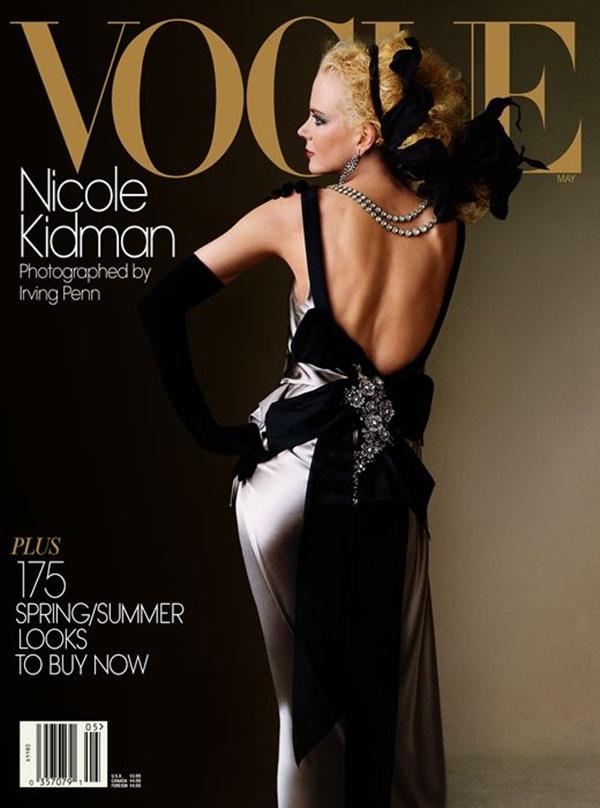 slika 132 Moda na naslovnici: Zavodljiva Nicole