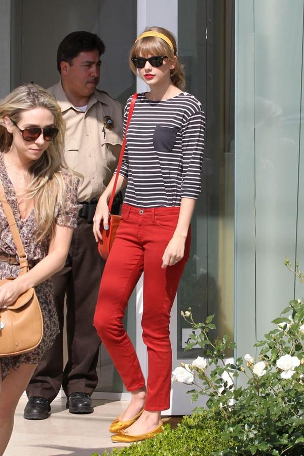 slika 156 Street Style: Taylor Swift