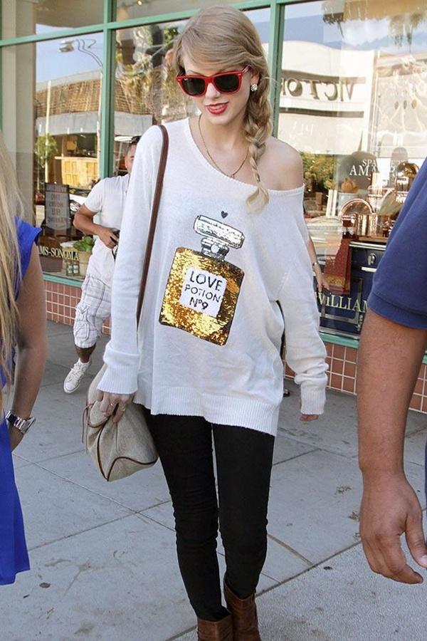 slika 258 Street Style: Taylor Swift