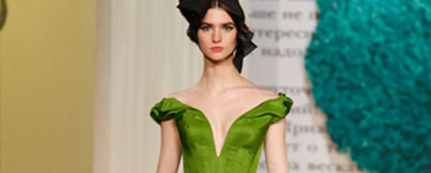 Proleće i leto na modnim pistama: Ulyana Sergeenko