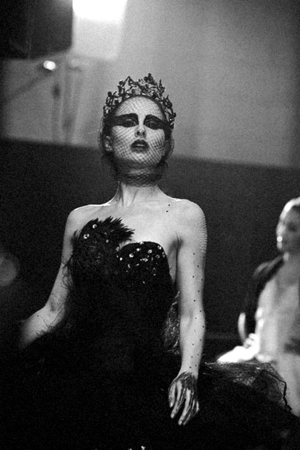 slika 311 The Best Fashion Moments: Gracioznost crnog labuda