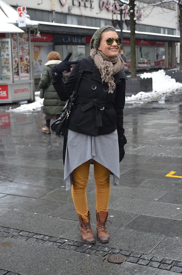 slika 324 Belgrade Style Catcher: U korak sa svetom