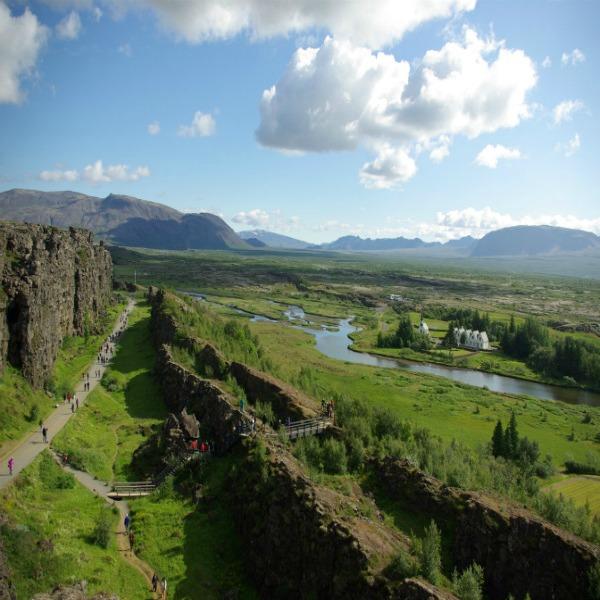 slika 417 Dragulj na severu zemlje: Island
