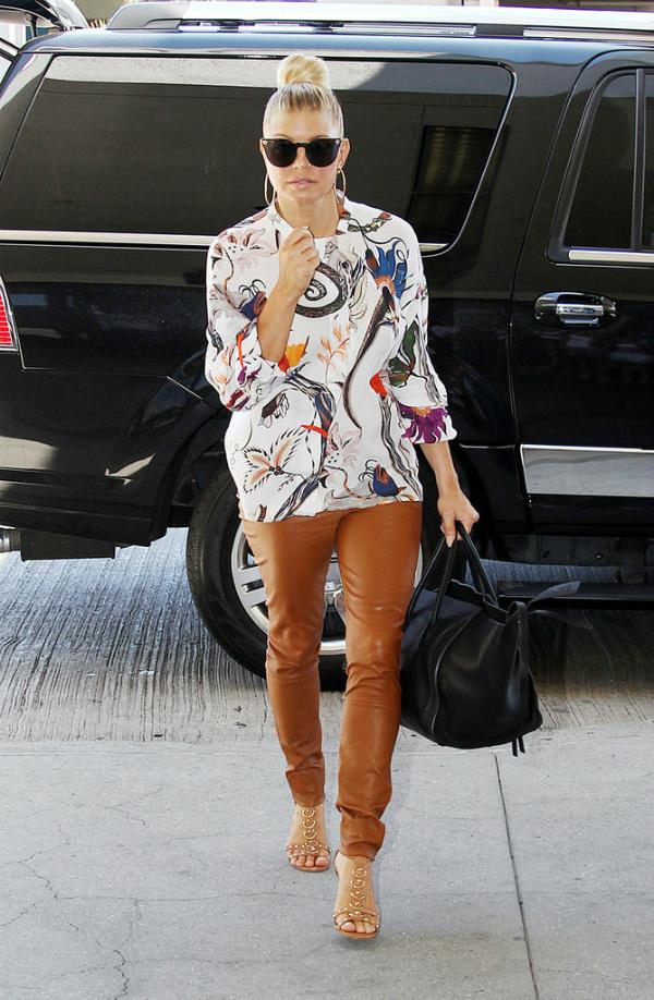 slika 512 10 odevnih kombinacija: Fergie