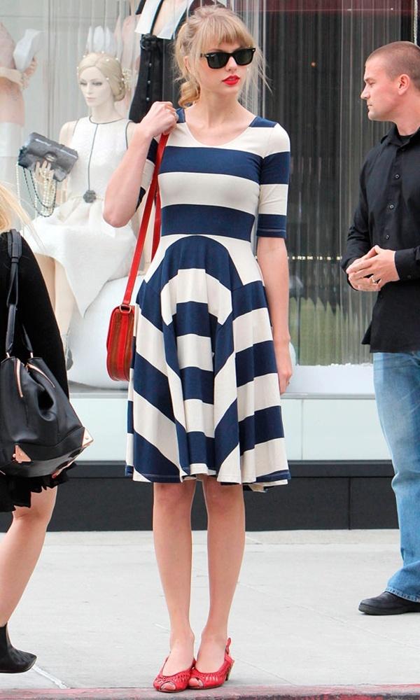slika 529 Street Style: Taylor Swift