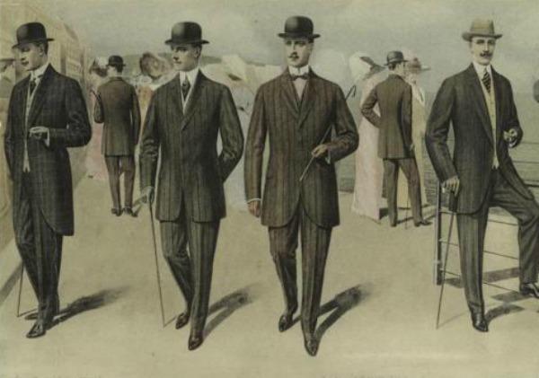 slika 530 Istorija mode: 1900 1910. godine