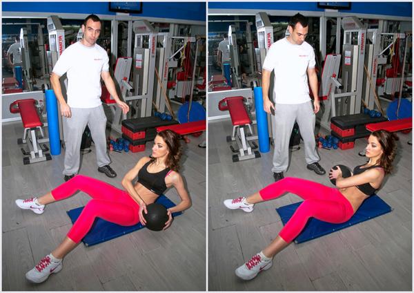 slika 57 Wannabe Fit: Najbolji trening za trbušnjake