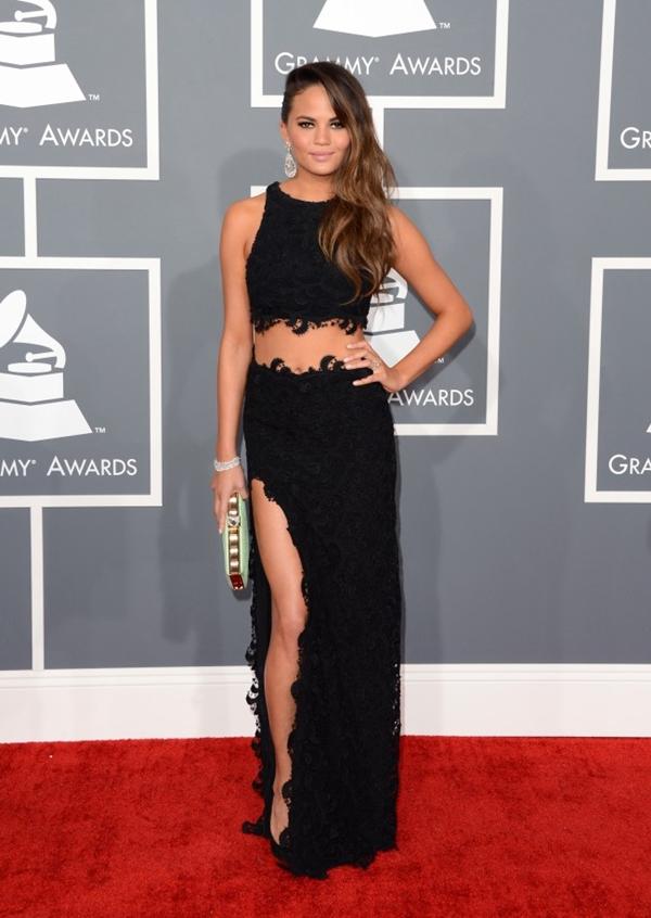 slika 614 Fashion Police: Dodela Grammy nagrada 2013.