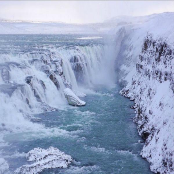 slika 617 Dragulj na severu zemlje: Island