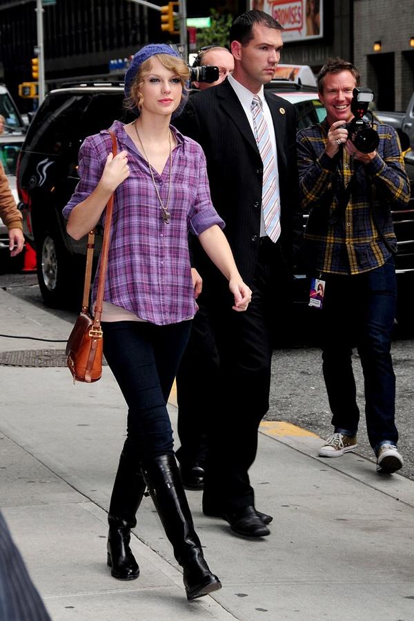 slika 629 Street Style: Taylor Swift