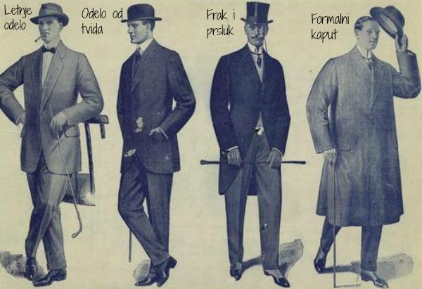 slika 630 Istorija mode: 1900 1910. godine