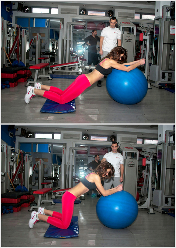 slika 67 Wannabe Fit: Najbolji trening za trbušnjake