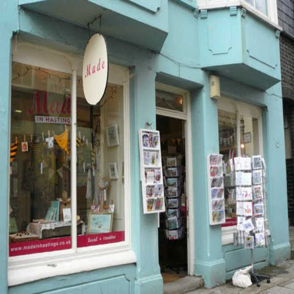 slika 712 Top 10 karakterističnih prodavnica van Londona