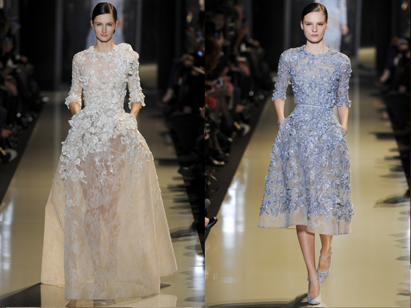 slika 72 Proleće i leto na modnim pistama: Elie Saab