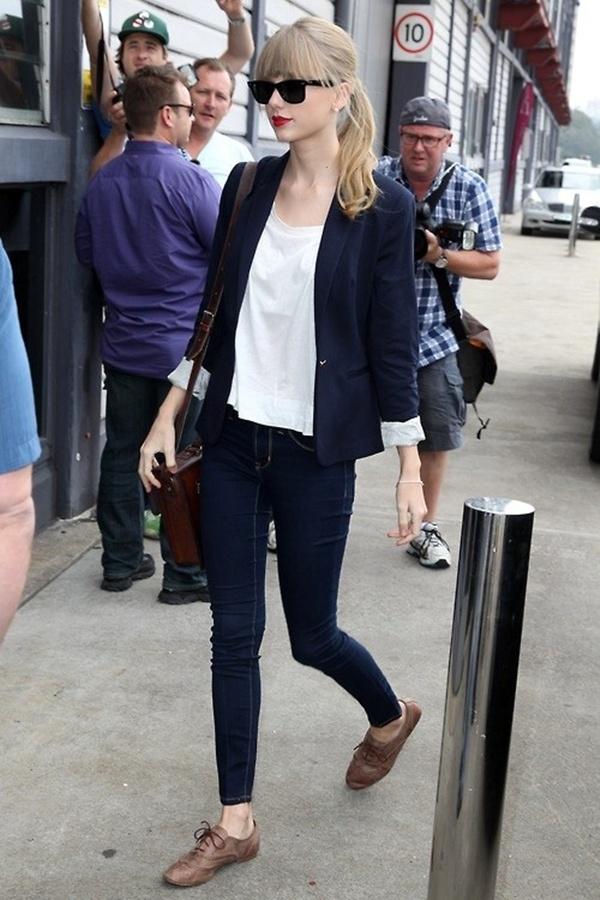 slika 724 Street Style: Taylor Swift