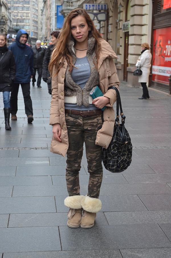 slika 813 Belgrade Style Catcher: U korak sa svetom