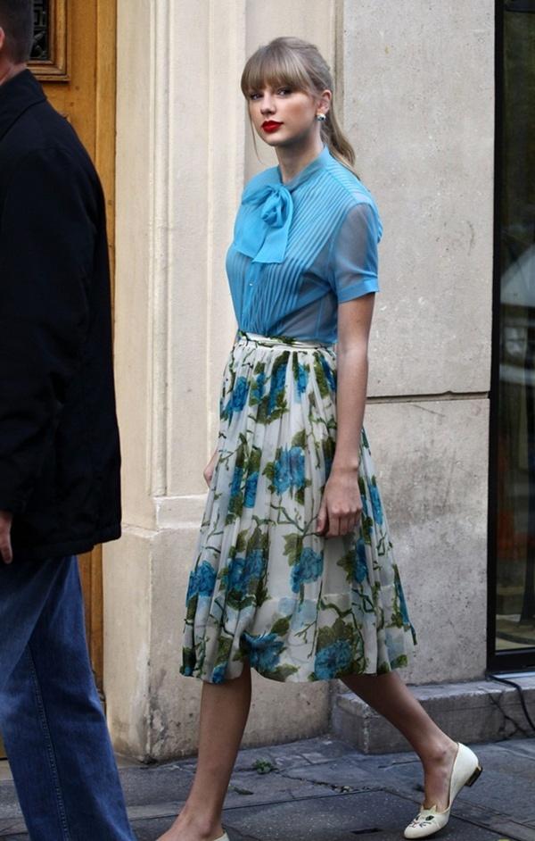 slika 821 Street Style: Taylor Swift