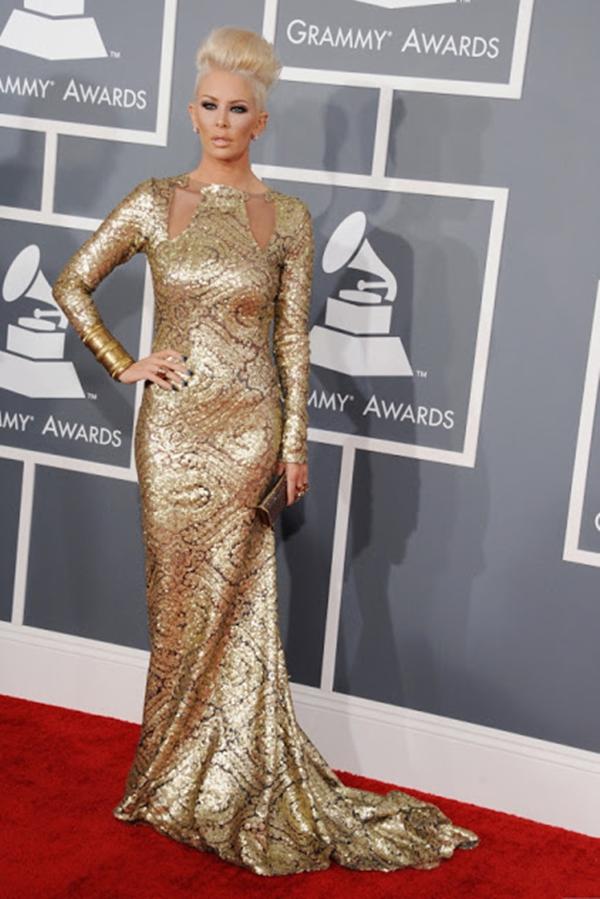 slika 89 Fashion Police: Dodela Grammy nagrada 2013.