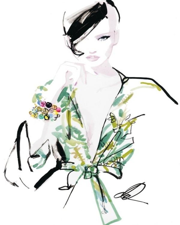 slika125 Sedam najboljih modnih ilustracija