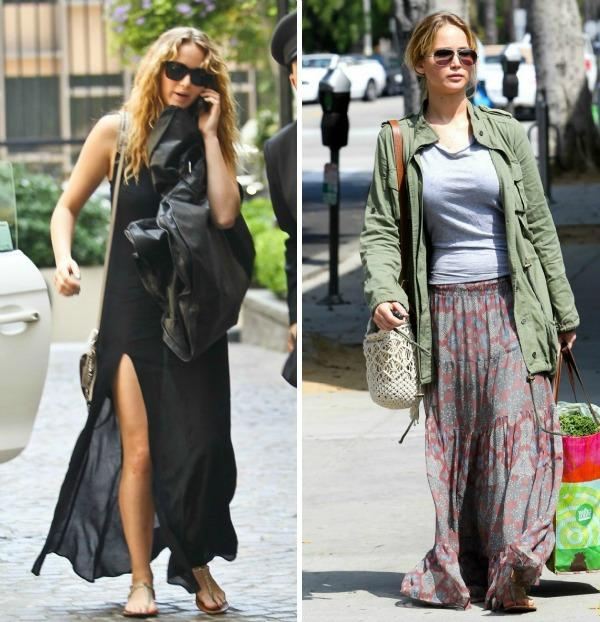 slika212 Street Style: Jennifer Lawrence