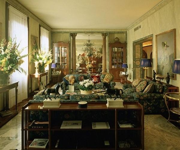 slika5 Domovi svetskih modnih dizajnera