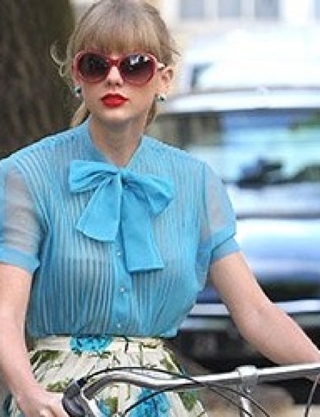 Street Style: Taylor Swift